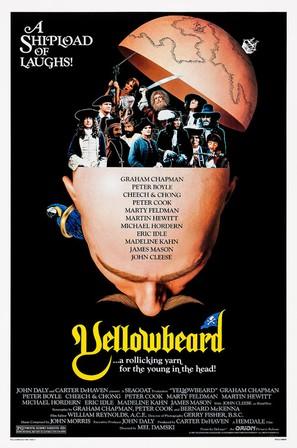 Yellowbeard - Movie Poster (thumbnail)