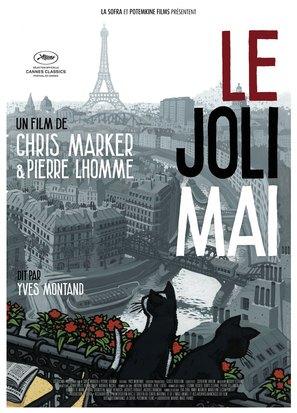 Le joli mai - French Movie Poster (thumbnail)