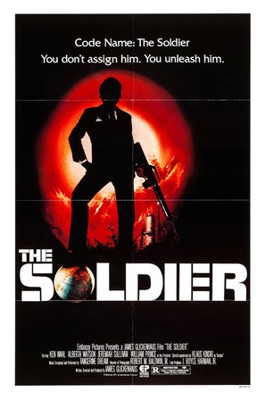 The Soldier - Movie Poster (thumbnail)