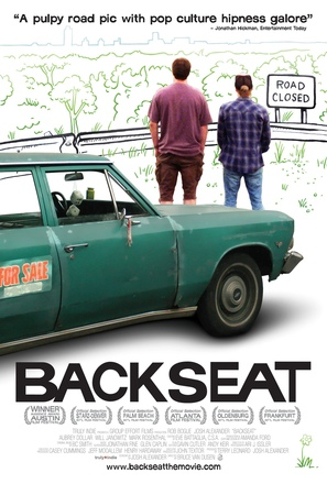 Backseat - Movie Poster (thumbnail)