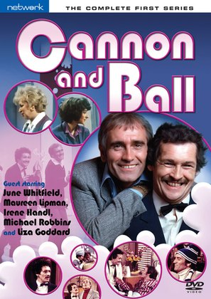"""Cannon & Ball"" - British DVD cover (thumbnail)"