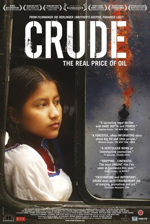 Crude - Movie Poster (thumbnail)