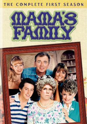 """""""Mama's Family"""" - Movie Cover (thumbnail)"""