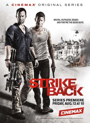 """Strike Back"" - Movie Poster (thumbnail)"