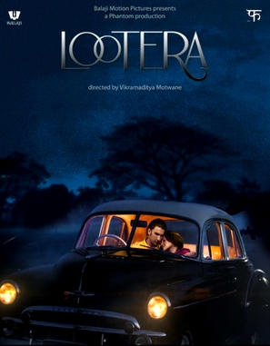 Lootera - Indian Movie Poster (thumbnail)