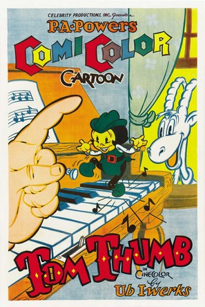 Tom Thumb - Movie Poster (thumbnail)