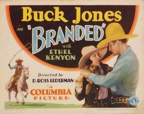 Branded - Movie Poster (thumbnail)