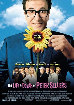 The Life And Death Of Peter Sellers - Movie Poster (thumbnail)