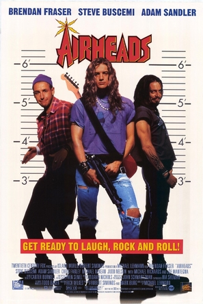 Airheads - Movie Poster (thumbnail)