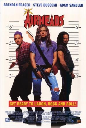 Airheads - Movie Poster (thumbnail)