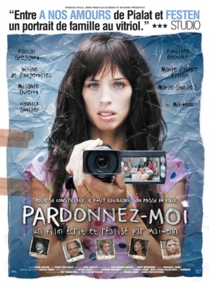 Pardonnez-moi - French Movie Poster (thumbnail)