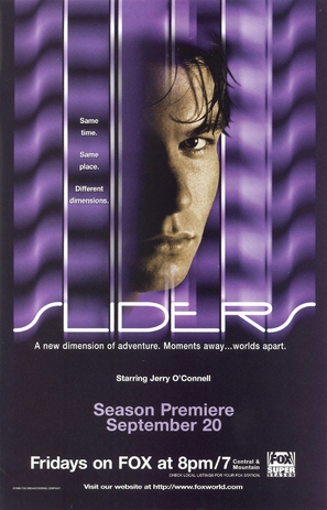 """Sliders"" - Movie Poster (thumbnail)"