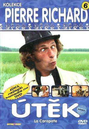 La carapate - Czech DVD movie cover (thumbnail)