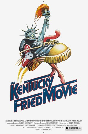 The Kentucky Fried Movie - Theatrical movie poster (thumbnail)