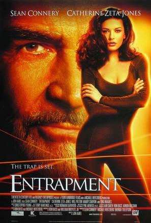 Entrapment - Movie Poster (thumbnail)