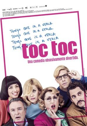 Toc Toc - Spanish Movie Poster (thumbnail)