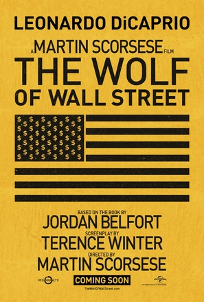 The Wolf of Wall Street - Movie Poster (thumbnail)