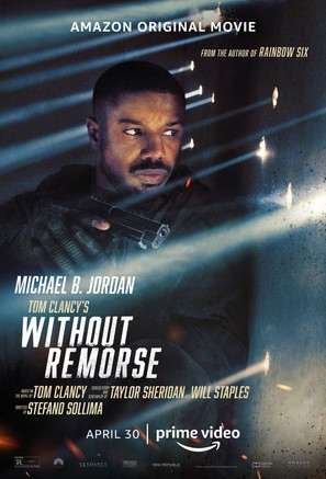 Without Remorse - Movie Poster (thumbnail)