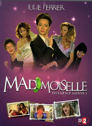 """Mademoiselle"" - French Movie Cover (thumbnail)"