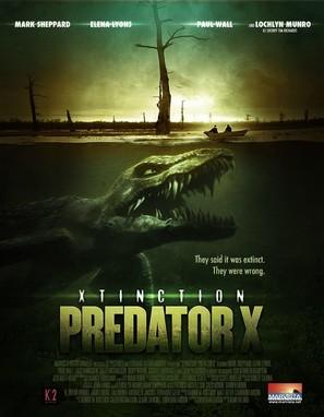 Alligator X - Movie Poster (thumbnail)