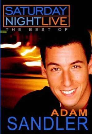 Saturday Night Live: The Best of Adam Sandler - Movie Cover (thumbnail)
