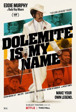 Dolemite Is My Name - Movie Poster (thumbnail)