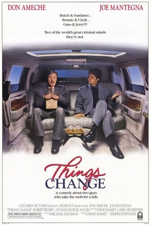 Things Change - Movie Poster (thumbnail)
