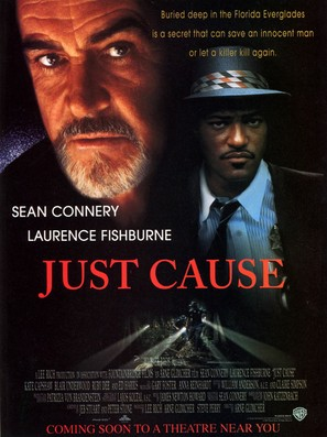Just Cause - Movie Poster (thumbnail)