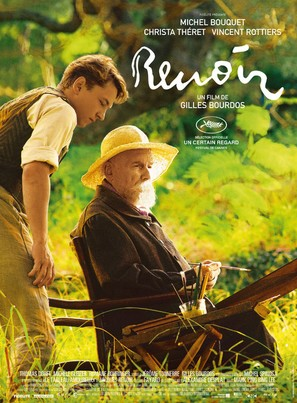Renoir - French Movie Poster (thumbnail)
