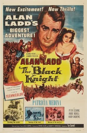 The Black Knight - Movie Poster (thumbnail)