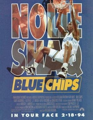 Blue Chips - Movie Poster (thumbnail)