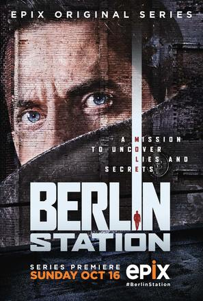 """Berlin Station"" - Movie Poster (thumbnail)"