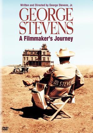 George Stevens: A Filmmaker's Journey - DVD cover (thumbnail)
