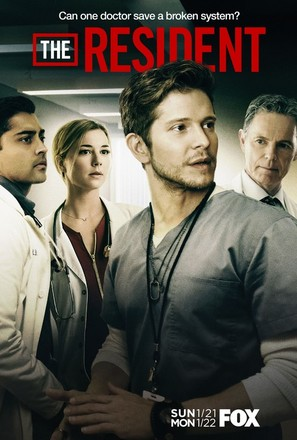 """The Resident"" - Movie Poster (thumbnail)"