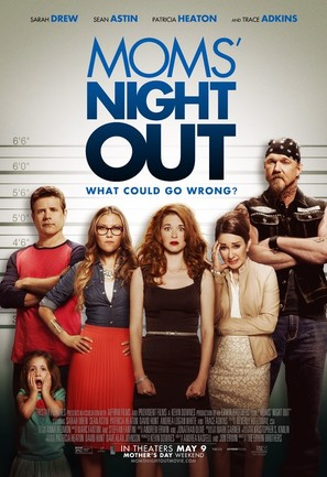 Moms' Night Out - Movie Poster (thumbnail)