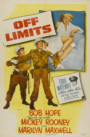 Off Limits - Movie Poster (thumbnail)