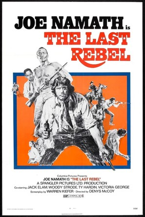 The Last Rebel - Movie Poster (thumbnail)
