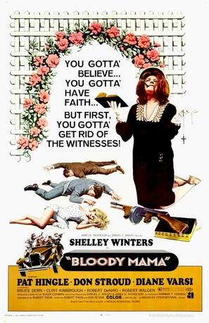Bloody Mama - Movie Poster (thumbnail)