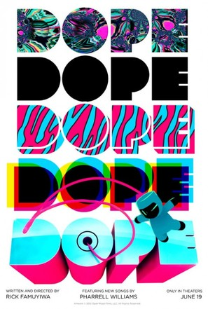 Dope - Movie Poster (thumbnail)
