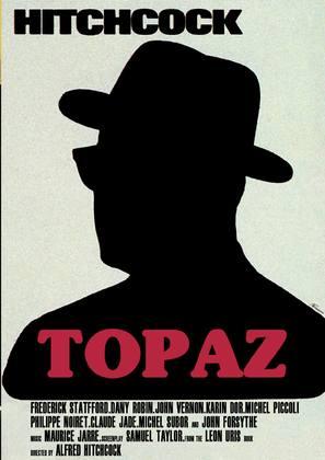 Topaz - Movie Poster (thumbnail)