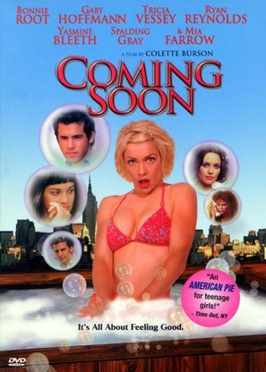 Coming Soon - DVD movie cover (thumbnail)