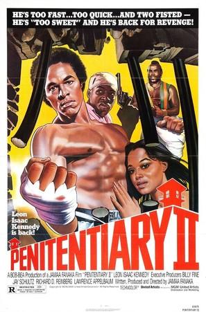 Penitentiary II - Movie Poster (thumbnail)
