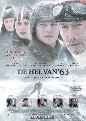 De hel van '63 - Dutch Movie Poster (thumbnail)
