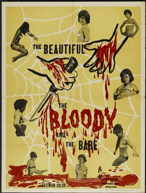 The Beautiful, the Bloody, and the Bare - Movie Poster (thumbnail)