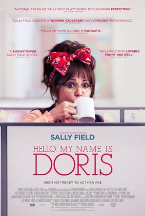 Hello, My Name Is Doris - Theatrical movie poster (thumbnail)