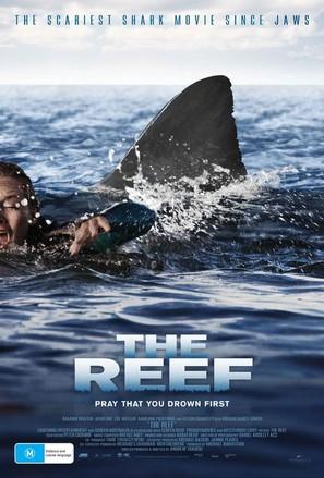 The Reef - Australian Movie Poster (thumbnail)