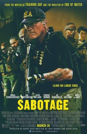 Sabotage - Movie Poster (thumbnail)