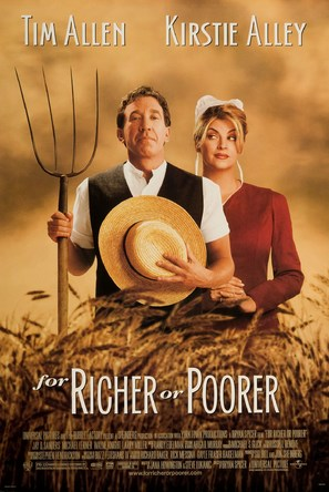 For Richer or Poorer - Movie Poster (thumbnail)