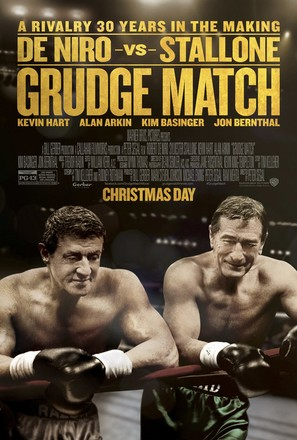 Grudge Match - Movie Poster (thumbnail)