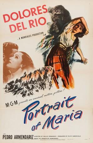 María Candelaria - Movie Poster (thumbnail)
